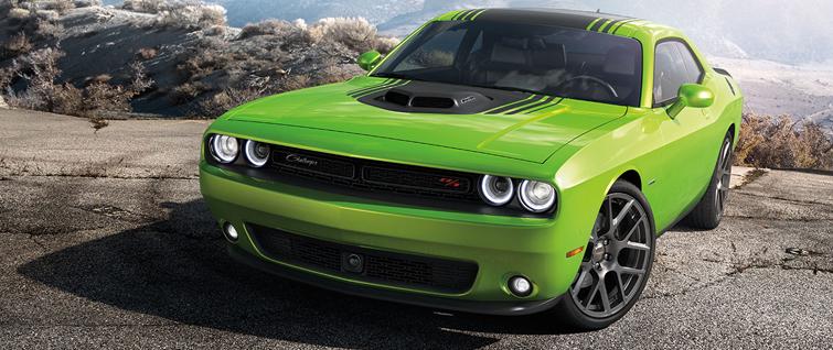 2015 Dodge Challenger Landing page Image