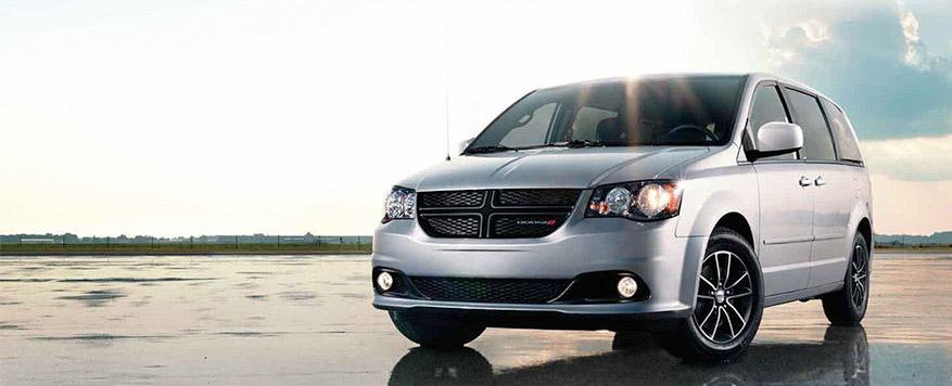 2015 Dodge Grand Caravan Landing page Image