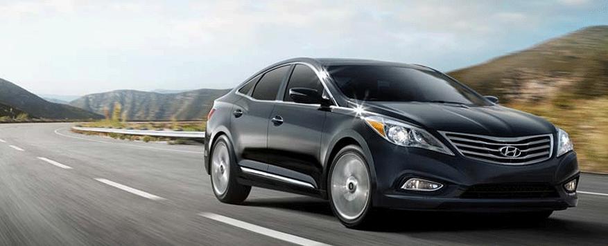2014 Hyundai Azera Information At Healey Hyundai