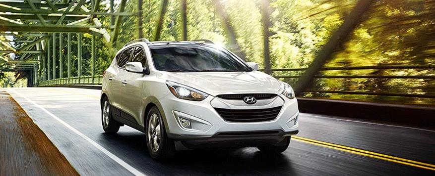 2014 Hyundai Tucson Landing page Image