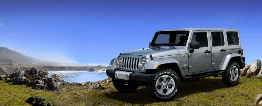 2014 Jeep Wrangler Unlimited Landing page Image