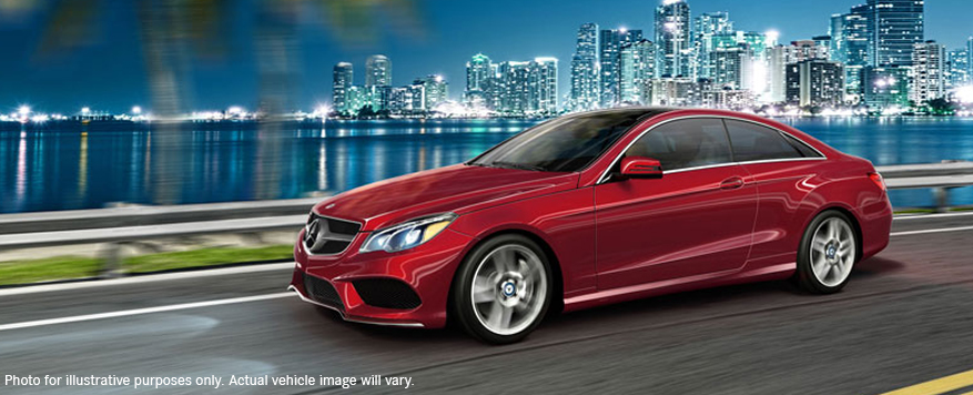 Mercedes benz e class coupe information and special offers for Mercedes benz euro motorcars germantown