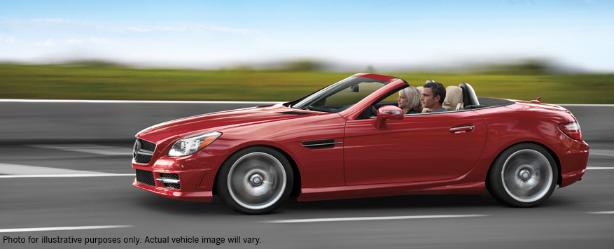 Mercedes benz slk information and special offers in maryland for Mercedes benz euro motorcars germantown
