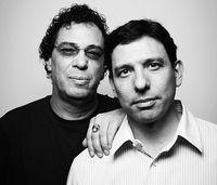 Walter Casagrande Jr. e Gilvan Ribeiro