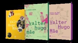 Valter Hugo Mãe se prepara para lançar 3 novos livros, ...