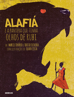 A menina Alafiá vive em uma aldeia perto do mar e se diverte brincando com s...
