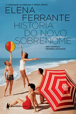 Elena Ferrante, pseudônimo da consagrada escritora italiana de A amiga genia...