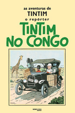 As aventuras de Tintim – Tintim no congo