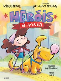 Heróis à vistatransmite às crianças a importância do compromisso com a...
