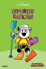 Almanaque Maluquinho: Esportes radicais - Nova edição
