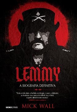 """Em """"Ace of spades"""", Lemmy, o líder do Motörhead, um cara que nasceu par..."""