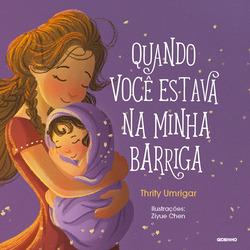 Uma jovem mãe conta a sua filha como ela já era cercada de amor, gentileza ...