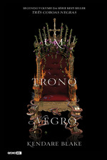 Um trono negro