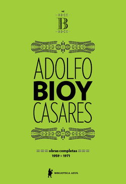 Um dos grandes mestres da literatura mundial, Adolfo Bioy Casares (1914-1999)...