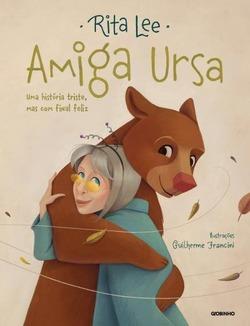 Em seu novo livro, Rita conta a história da ursa Rowena, que se chamava Mars...