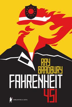 Edição especial do clássicoFahrenheit 451   Com capa dura e novo pr...