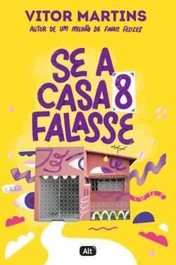 O terceiro romance de Vitor Martins, autor de Quinze dias e Um milhão de fin...