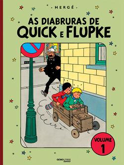 Os fãs de HQs já podem estender o tapete vermelho: os meninos Quick e Flupk...