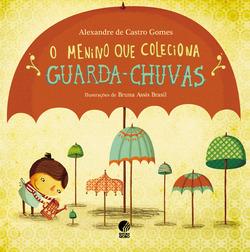 Chico é um garoto que tem uma coleção enorme de guarda-chuvas, de todos os...