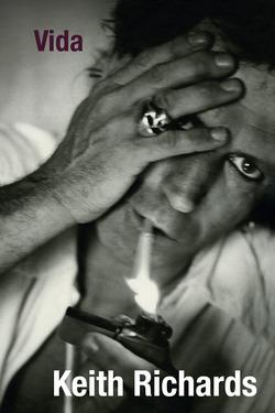EmVida, Keith Richards conta, de maneira crua e feroz, sua história,...