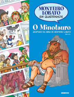 Este livro, escrito por Monteiro Lobato em 1939, foi adaptado para os quadrin...