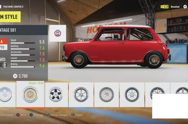 Customize Old School Car Games