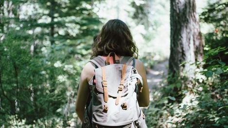 Mulheres que viajam sozinhas ©Unsplash