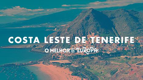 Costa Leste de Tenerife
