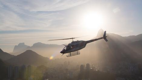 RJ - Helicóptero