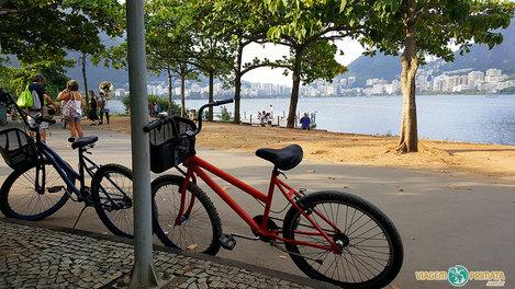 Bike na Lagoa