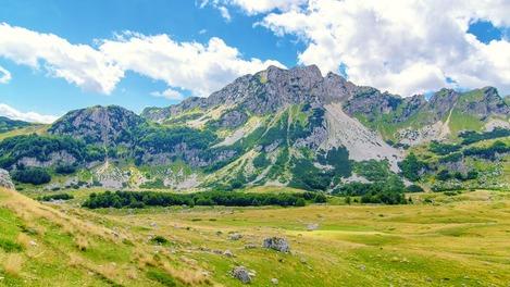 Montenegro no Sudeste da Europa