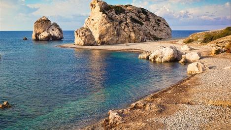 Há mais em Pafos do que a praia.