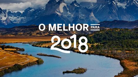 Os melhores países para visitar em 2018