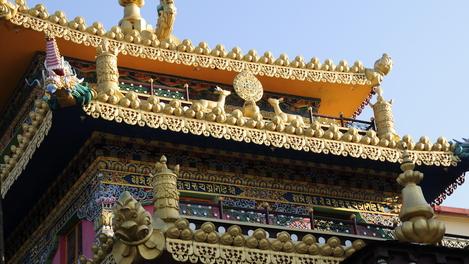 Templo em Himachal Pradesh