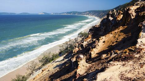 Rainbow Beach, Austrália