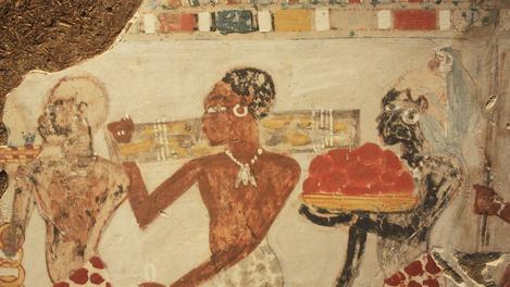 Ala egípcia do British Museum: show à parte