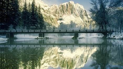 Yosemite National Park: clichê, mas quem liga?