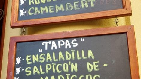 Que tal comer tapas em Sevilla?