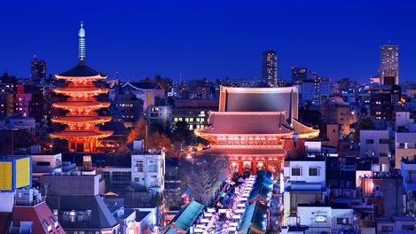 Asakusa, Tóquio