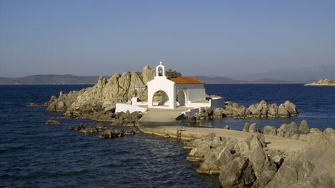 Quios, na Grécia