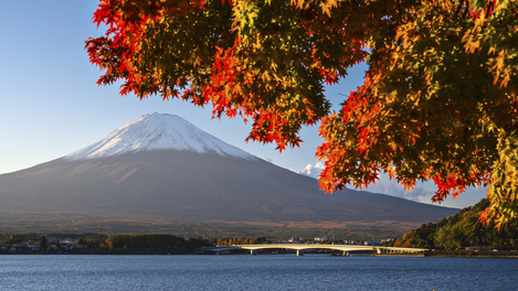 Monte Fuji: espetacular