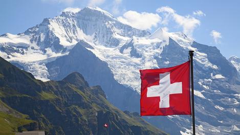 Jungfrau, o topo da Europa
