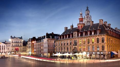 Lille, França - vamos!