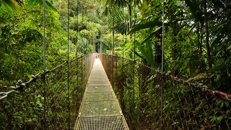 Parque Nacional Arenal, Costa Rica
