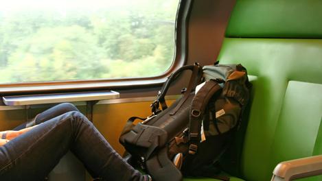 Como sobreviver a uma longa viagem