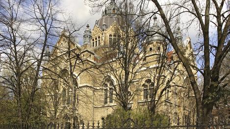 Sinagoga em Szeged