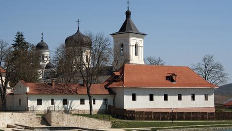Monastério na Moldávia