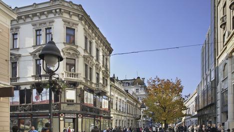 Knez Rua Mihailova, Belgrado