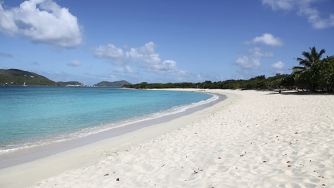 Long Bay Beach, Tortola