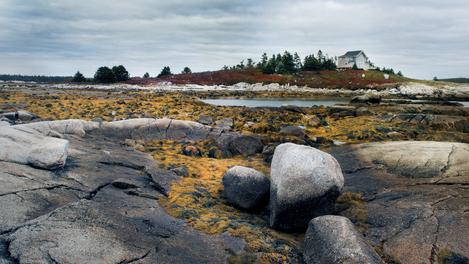 Peggy's Cove, Nova Escócia